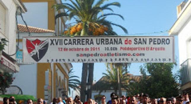 907 inscritos en la Carrera Urbana de San Pedro