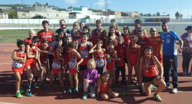 Atletismo Popular en Vélez Málaga