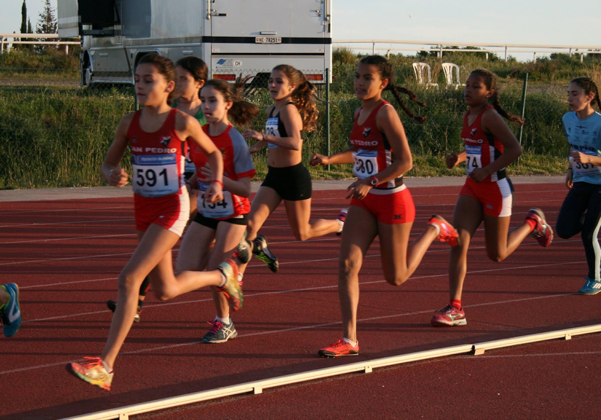 Encuentro de Atletismo Popular de Mijas