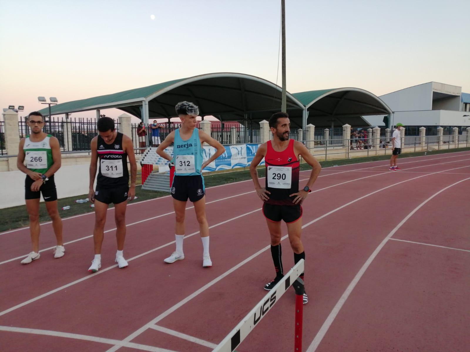 Javier Diaz 5º en Cto Andalucía Absoluto