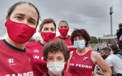 Campeonato de Andalucía Máster de Pista al Aire Libre