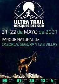 Ultra Trail Bosques de Sur. Campeonato de Andalucía de Últra