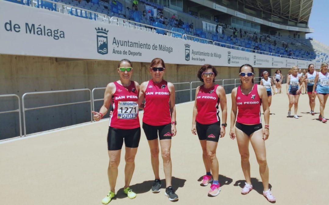 Campeonato de España Máster, Javier Díaz Campeón en 5000m