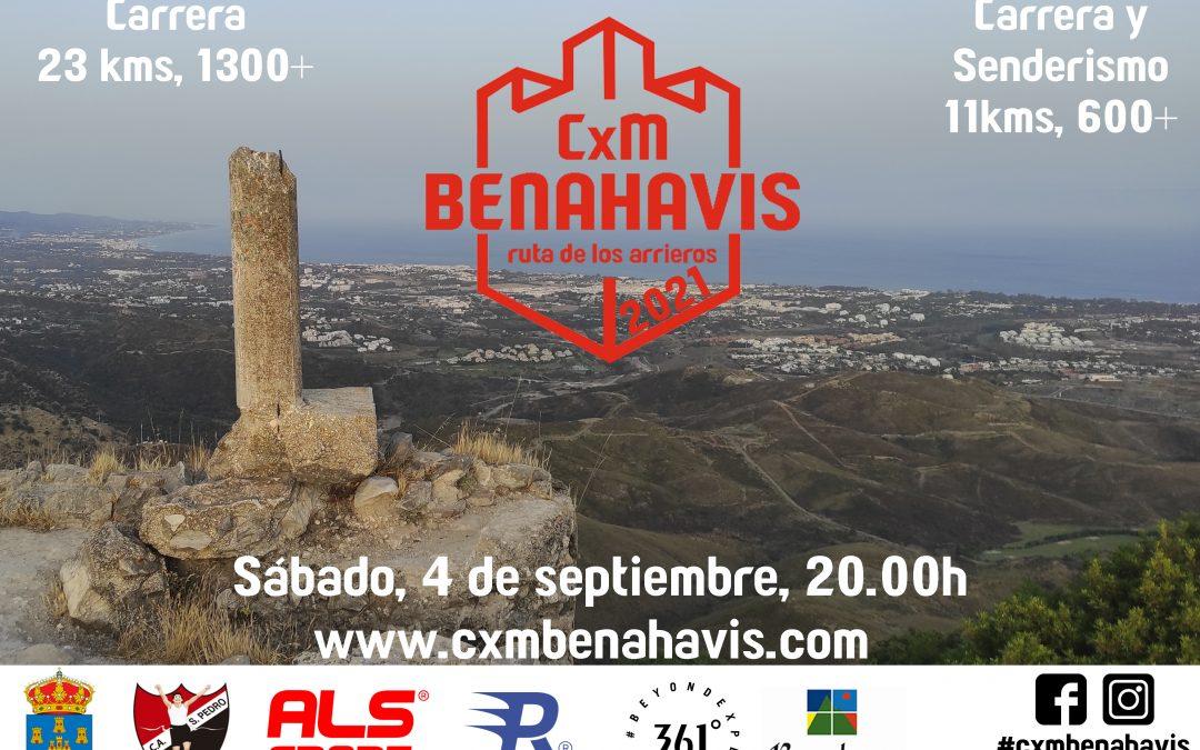 II CxM de Benahavís – Ruta de los arrieros