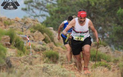 Pedro Domínguez, Bronce en el Campeonato de Andalucía de Carrera Vertical